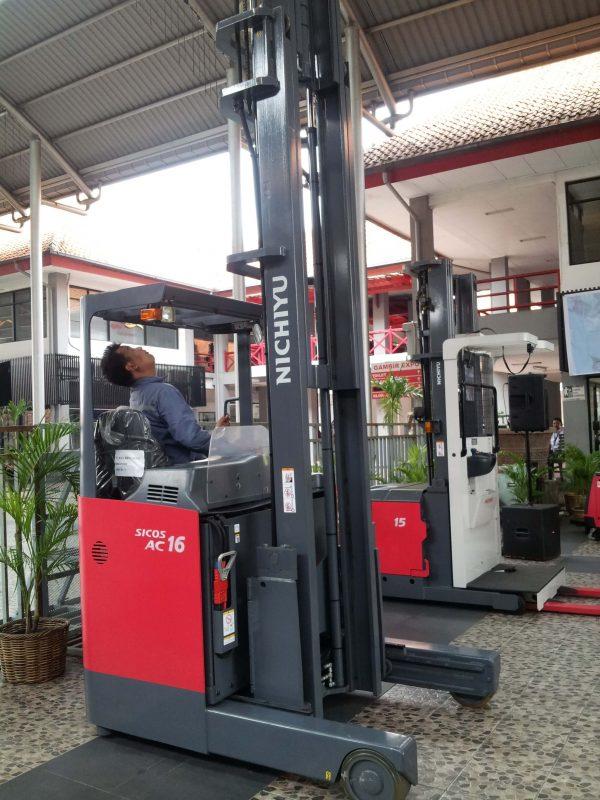 reach truck nichiyu jababeka