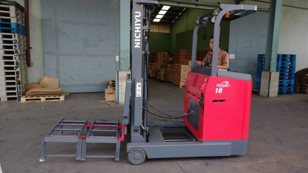 value of your money with nichiyu forklift